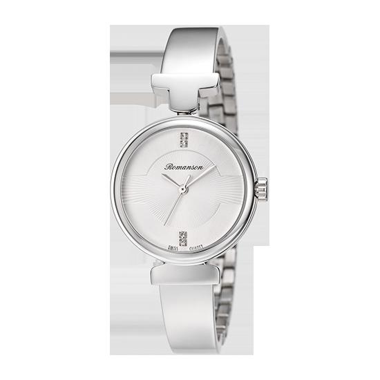 [로만손] 여성 메탈 시계 (RWRMLL6A0500WHSI0)
