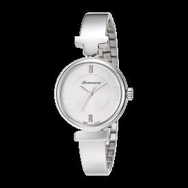 [패밀리세일] [로만손] 여성 메탈 시계 (RWRMLL6A0500WHSI0)