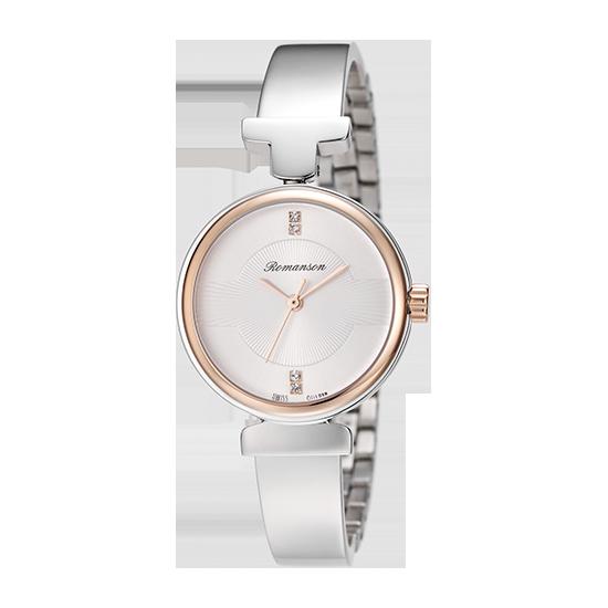 [로만손] 여성 메탈 시계 (RWRMLL6A0500CRSI0)