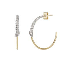 ERGHE Douchaine Earring(14K)