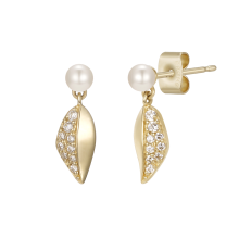 ERGHE Basic Earring(14K)