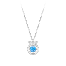 Mioello Tiara Necklace