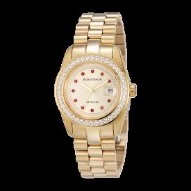 로만손 여성 메탈 시계 (RWTMQL6A2800GOGO0)