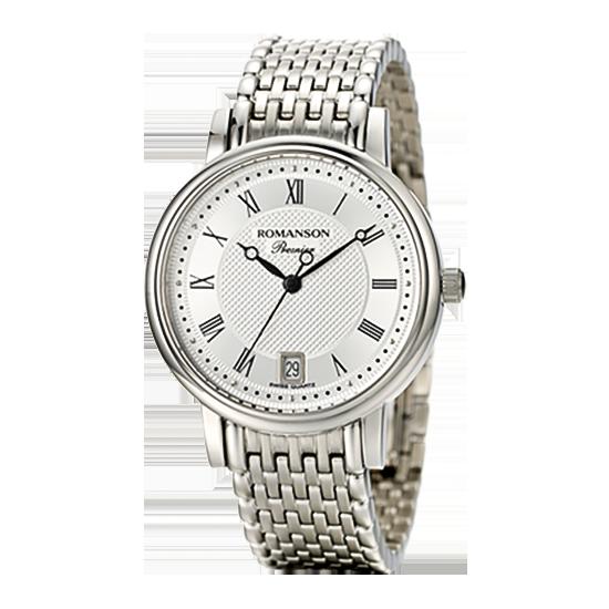 로만손 프리미어 여성 메탈 시계 (RWPALL001274WHSI0)