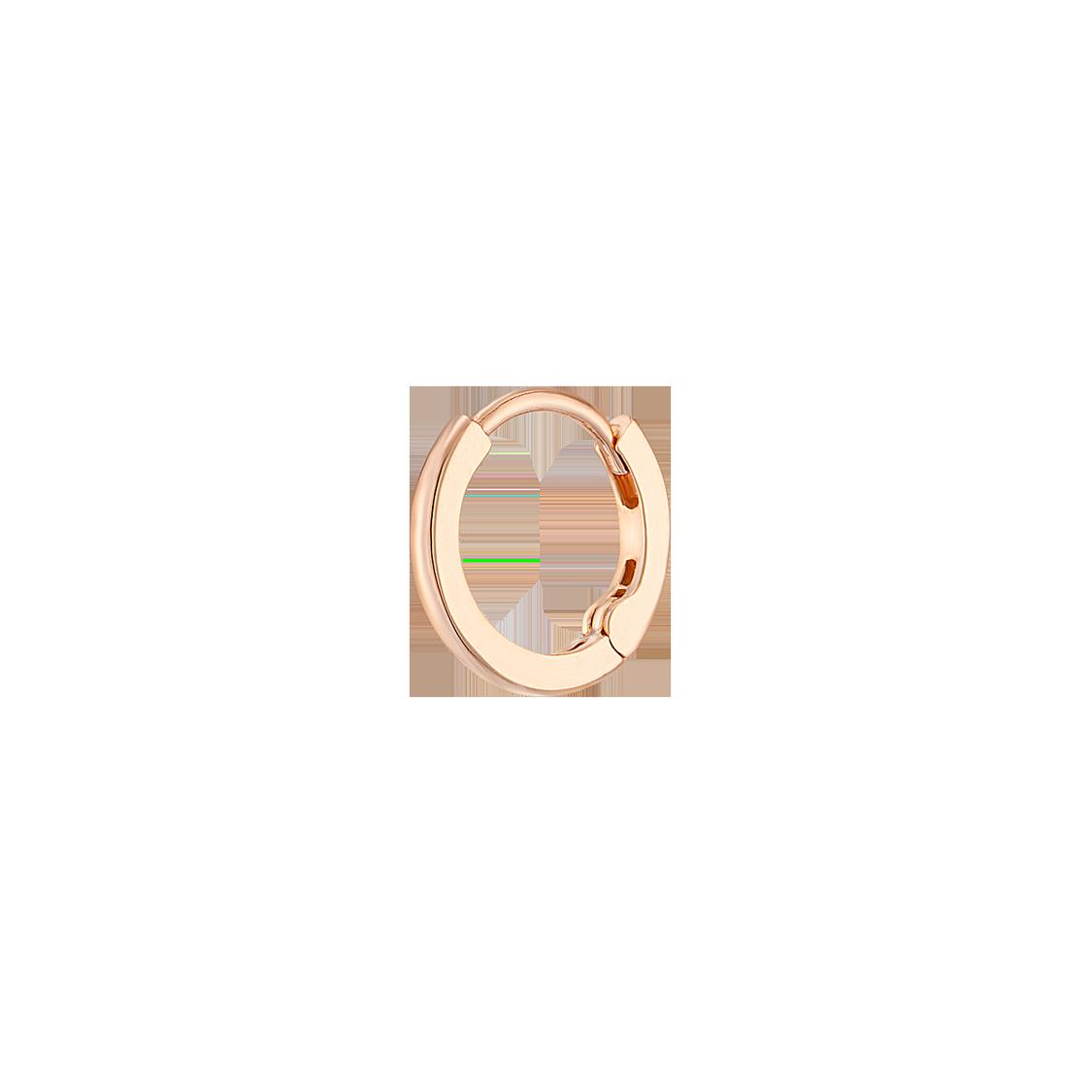 [TV 속 이상품] J Basic Single 귀걸이(14K) (JJJBE09AF129R4P00)