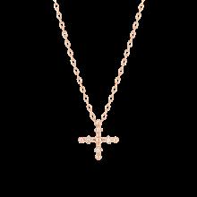 Croce Necklace(14K)