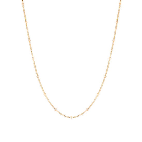 ★LAST CHANCE★ Basic Necklace (14K) (JJZ1N070F671Y4390)