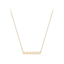 [라스트피스] Basic Necklace(14K)
