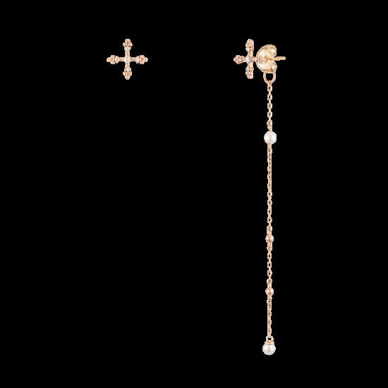 [시즌오프] Croce Earring(14K) (JJJCREQ9AF163R4000)