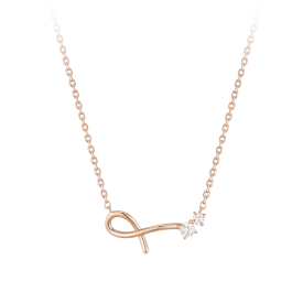 Petit J Necklace