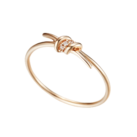 De lier Beaute Ring(14K)