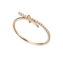 De lier Bijou Ring(14K)