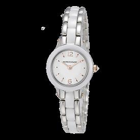 로만손 여성 세라믹 시계 (RWRMLL004248CRSI0)