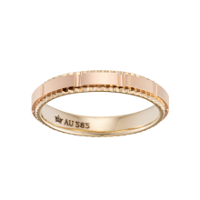 Mariebel Couple Ring (W)(14K)