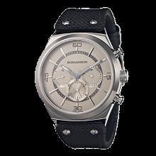 로만손 남성 패브릭 시계