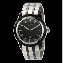 로만손 프리미어 남성 메탈 시계