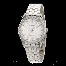 로만손 프리미어 다이아몬드 여성 메탈 시계