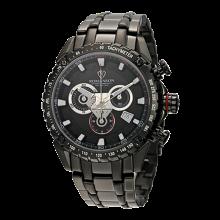 로만손 액티브 크로노그래프 남성 메탈 시계