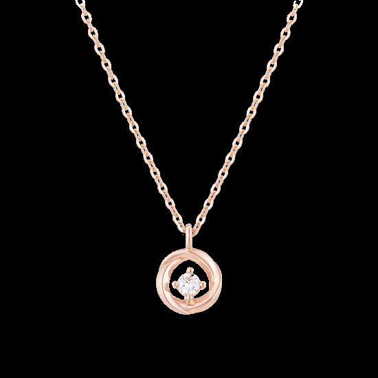 J Basic Necklace(14K) (JJJBNQ0BS680R4420)