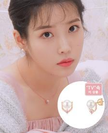 [패밀리세일] [시즌오프] Joelle Perlina 귀걸이(14K) (JJP1EI0BS601R4000)