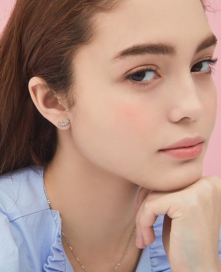 [아이유착장] J Basic 귀걸이(14K) (JJJBEQ0BS663W4000)