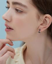 Black Mioello Earring (JJT1EQ0BS106SR000)