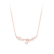 [CONTE] Basic Blossom Necklace (JJCENQ0BS905SR420)