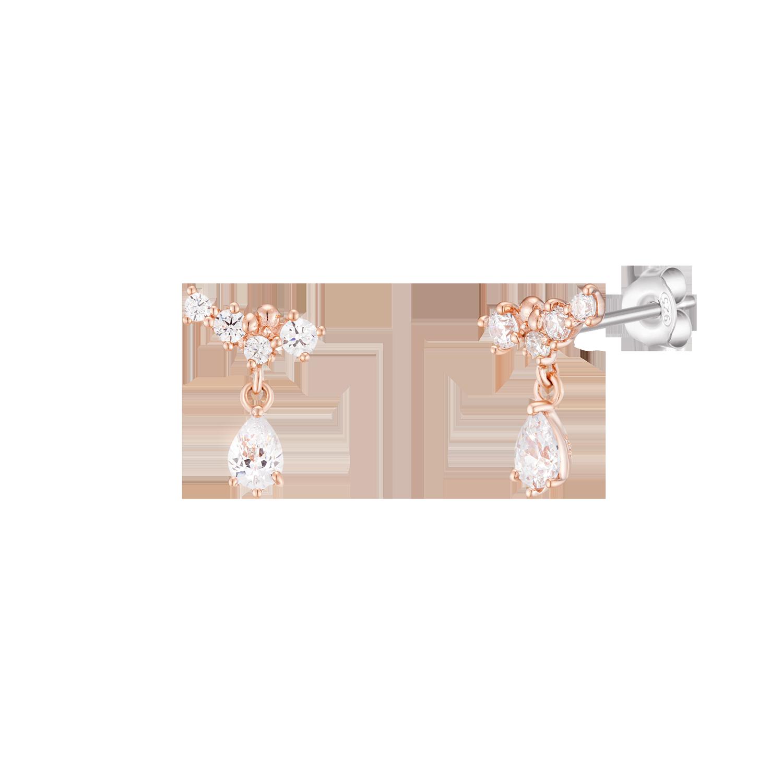 [CONTE] Basic Blossom 귀걸이 (JJCEEQ0BS905SR000)