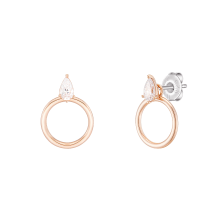 [CONTE] Pear Dew Earring (JJCEEQ0BS912SR000)
