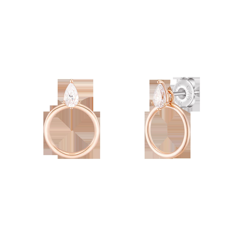 [CONTE] Pear Dew 귀걸이 (JJCEEQ0BS912SR000)