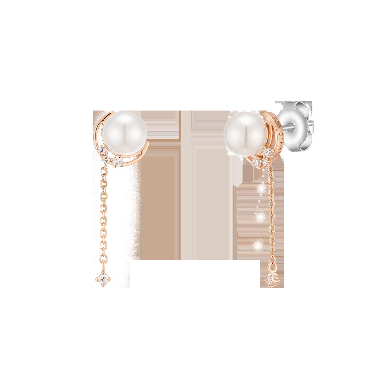 [CONTE] Pear Pearl 귀걸이 (JJCEEI0BS911SR000)