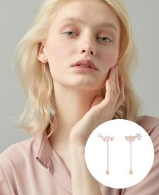 [CONTE] Basic Blossom 귀걸이 (JJCEEQ0BS903SR000)