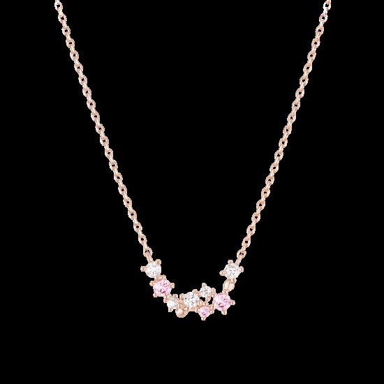 ★콘테 런칭! 구매시 버튼거울 증정★ Basic Blossom Necklace