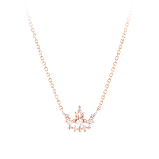 Lucia Joelle Necklace (14K)