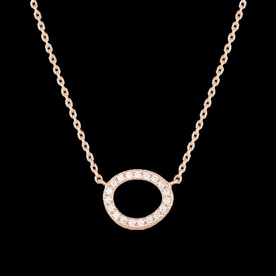 ★콘테 런칭! 구매시 버튼거울 증정★ Basic Circle Necklace