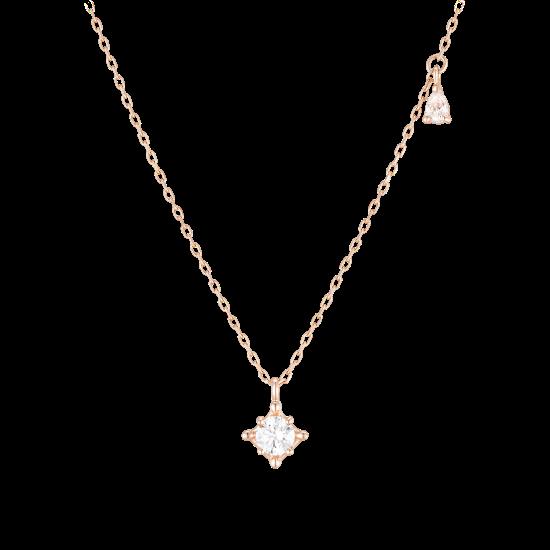 ★콘테 런칭! 구매시 버튼거울 증정★ Basic Star Necklace (14K)
