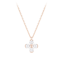 [CONTE] Basic Blossom Necklace (JJCENQ0BS924SR420)