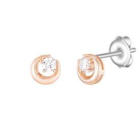[CONTE] Basic Moon Earring (JJCEEQ0BS923SR000)