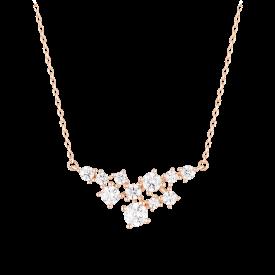 [CONTE] Basic Blossom Necklace (JJCENQ0BS919SR420)