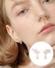 [CONTE] Basic Blossom 귀걸이 (JJCEEQ0BS919SR000)