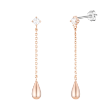 [CONTE] Basic Dew Earring (JJCEEQ0BS925SR000)