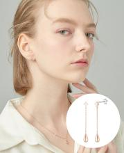 [CONTE] Basic Dew 귀걸이 (JJCEEQ0BS925SR000)