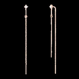 [CONTE] Basic Star Drop Earring (JJCEEQ0BS930SR000)