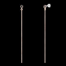 [CONTE] Basic Circle Drop Earring (JJCEEQ0BS931SR000)
