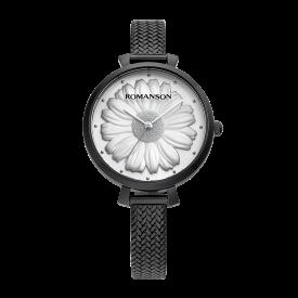 로만손 여성 메탈 시계 (RWRMLL9A2300BKSI0)