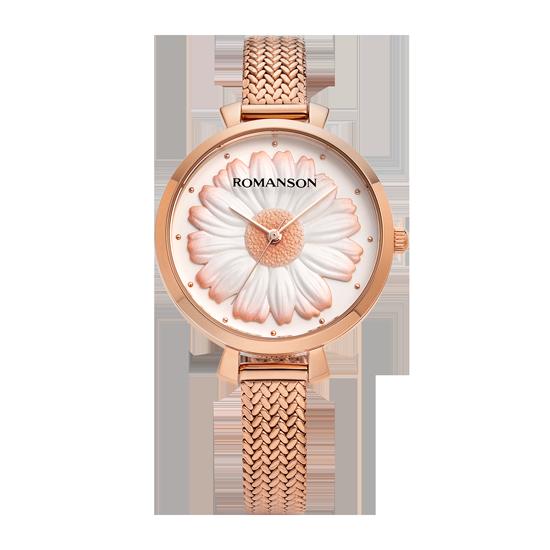 로만손 여성 메탈 시계 (RWRMLL9A2300RGRG0)