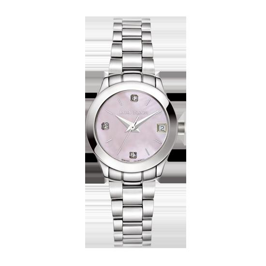 로만손 여성 메탈 시계 (RWRMLL5A1400WHPK0)
