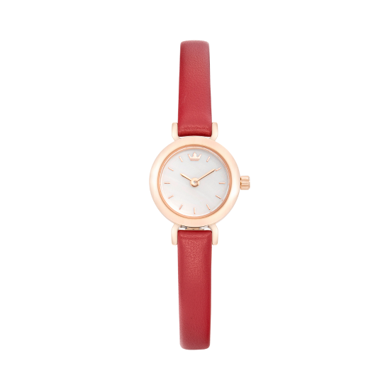 Joelle Leather Watch (JWT1LE0BS210RGRE0)
