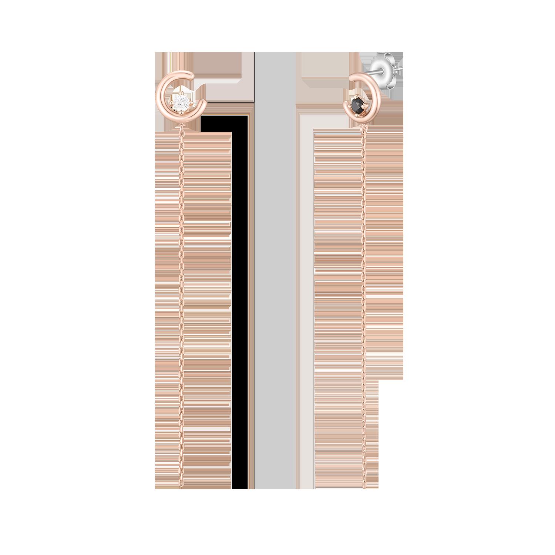 [CONTE] Basic Spinel Drop 귀걸이 (JJCEEQ0BS937SR000)