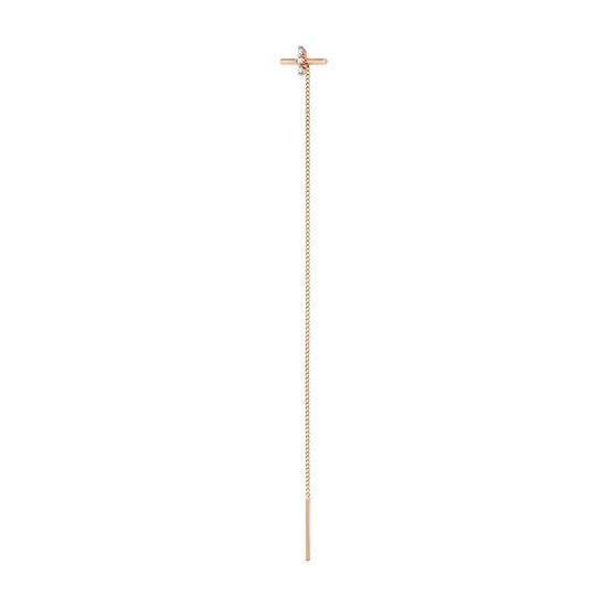 Basic 귀걸이 (14K) (JJEEEQ7AS039R4P00)
